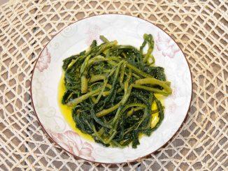 Βραστά Χόρτα - Boiled Greens