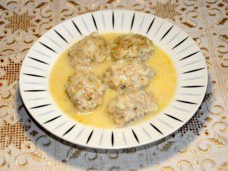 Γιουβαρλάκια - Meatballs