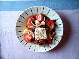 Δροσερή πατατοσαλάτα - Cool Potato Salad