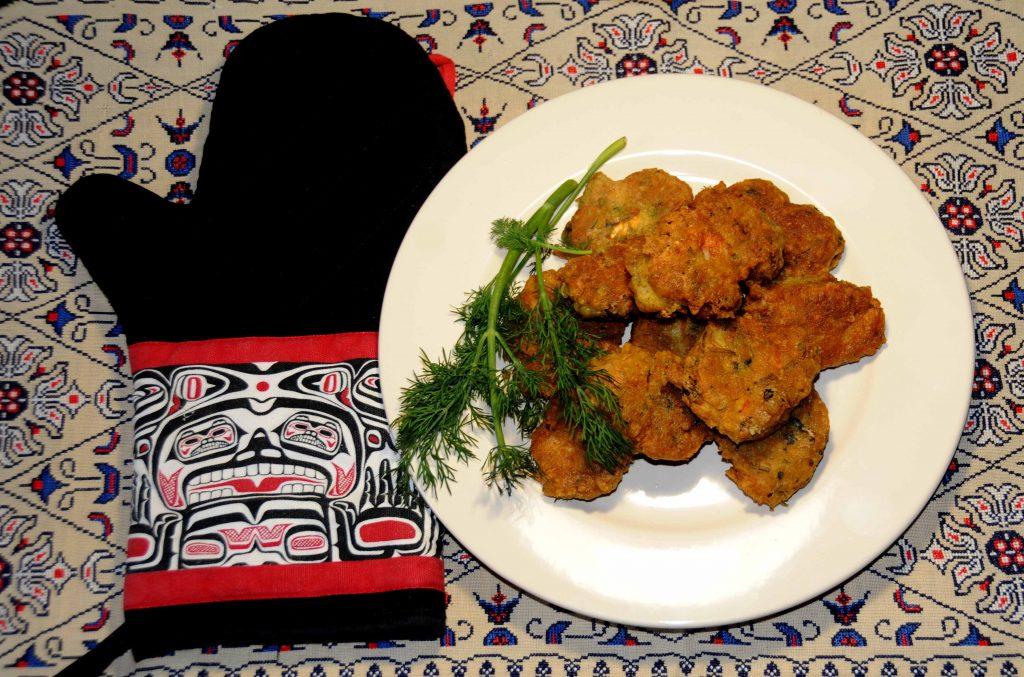 Κροκέτες γαρίδας με μύδια - Croquettes with Seafood