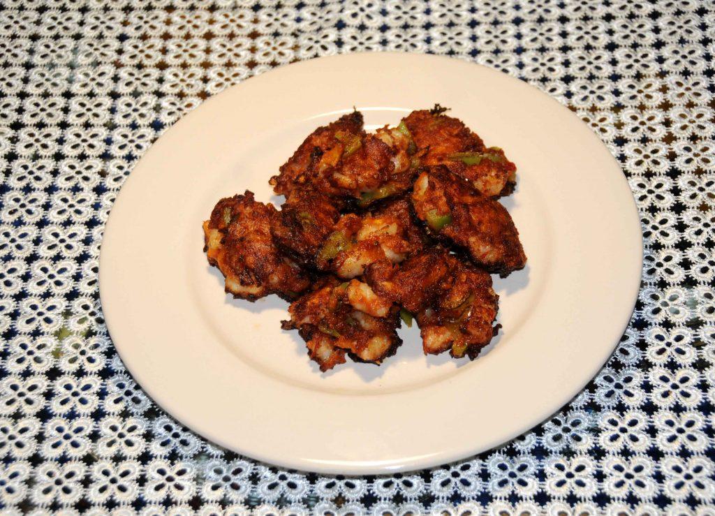 Κροκέτες γαρίδας - Shrimp Croquettes