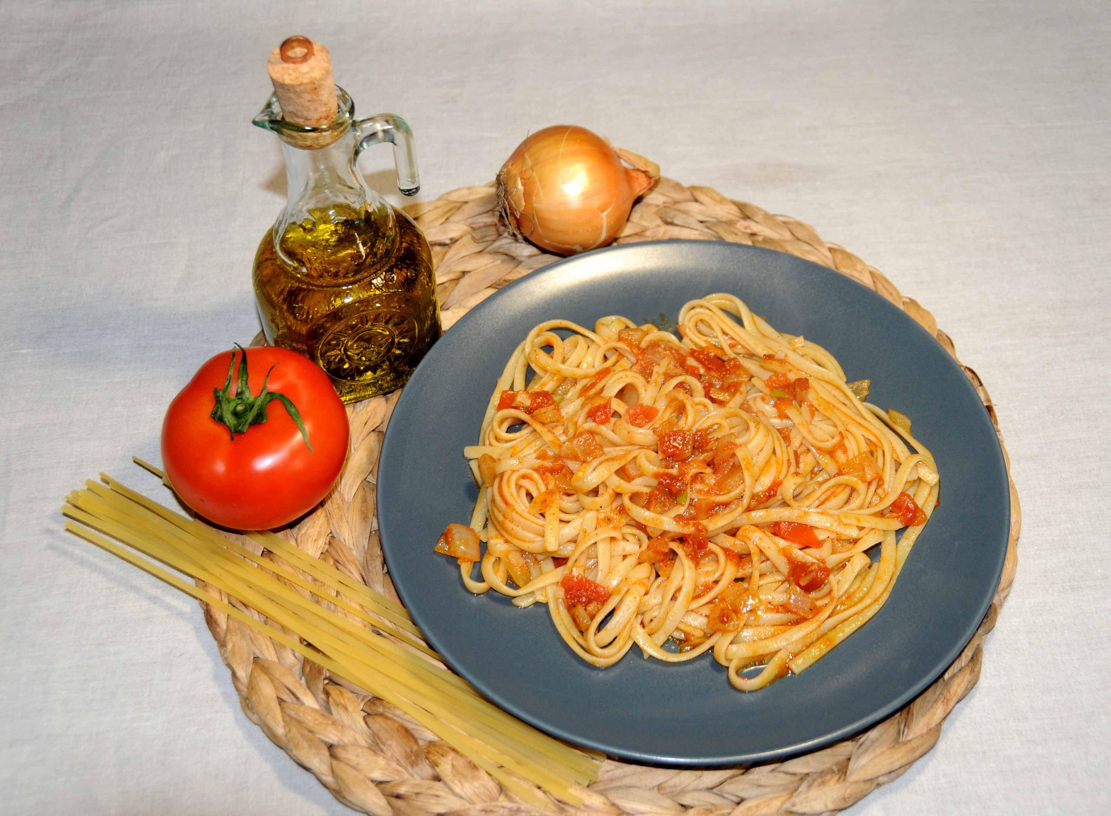 Λαζάνια με Πάπρικα γλυκιά - Noodles Paprika Sweet