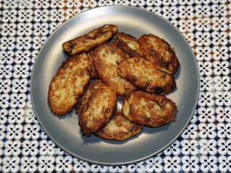 Πατατοκεφτέδες - Potatoes Balls