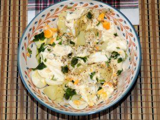 Πατατοσαλάτα - Potato Salad