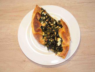 Σπανακόπιτα ξεσκέπαστη - Spinach Pie Uncovered