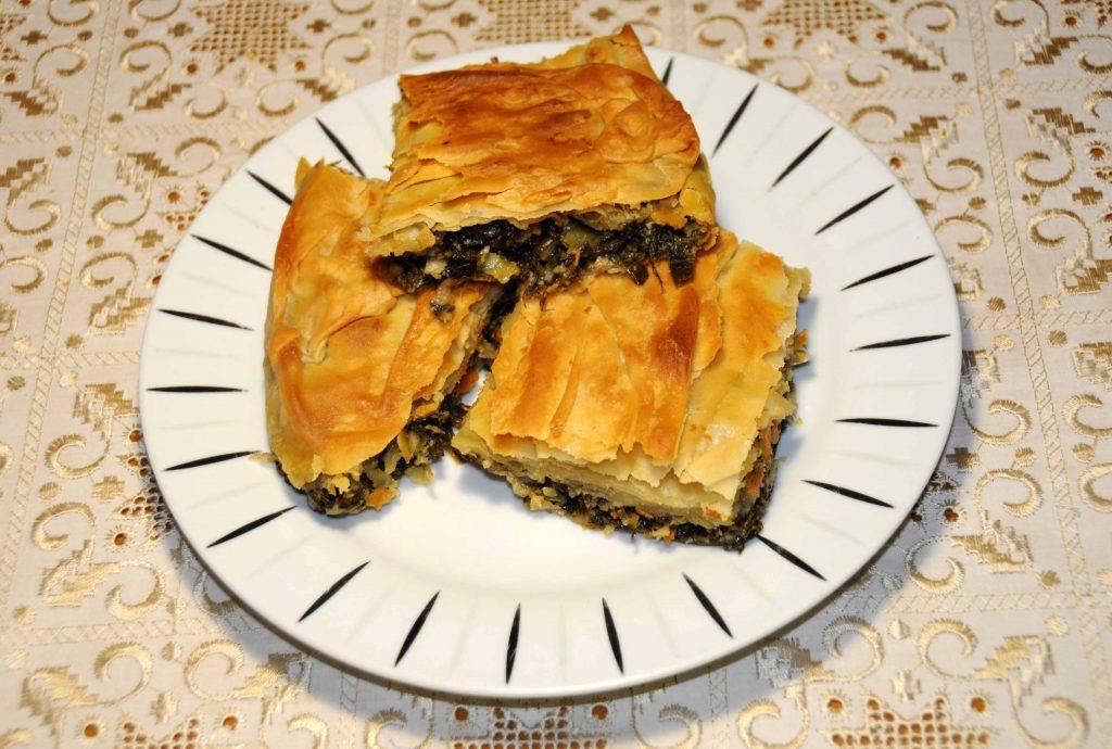 Σπανακόπιτα - Spinach Pie