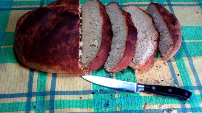 Σπιτικό ψωμί - Ηandmade Βread
