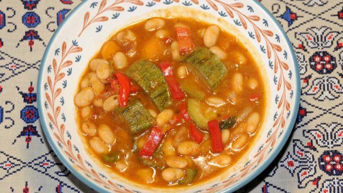 Φασολάδα καλοκαιρινή - Summer Beans