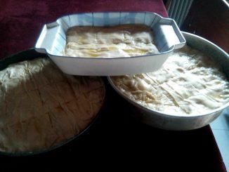 Kατεψυγμένες πίτες - Frozen Pies