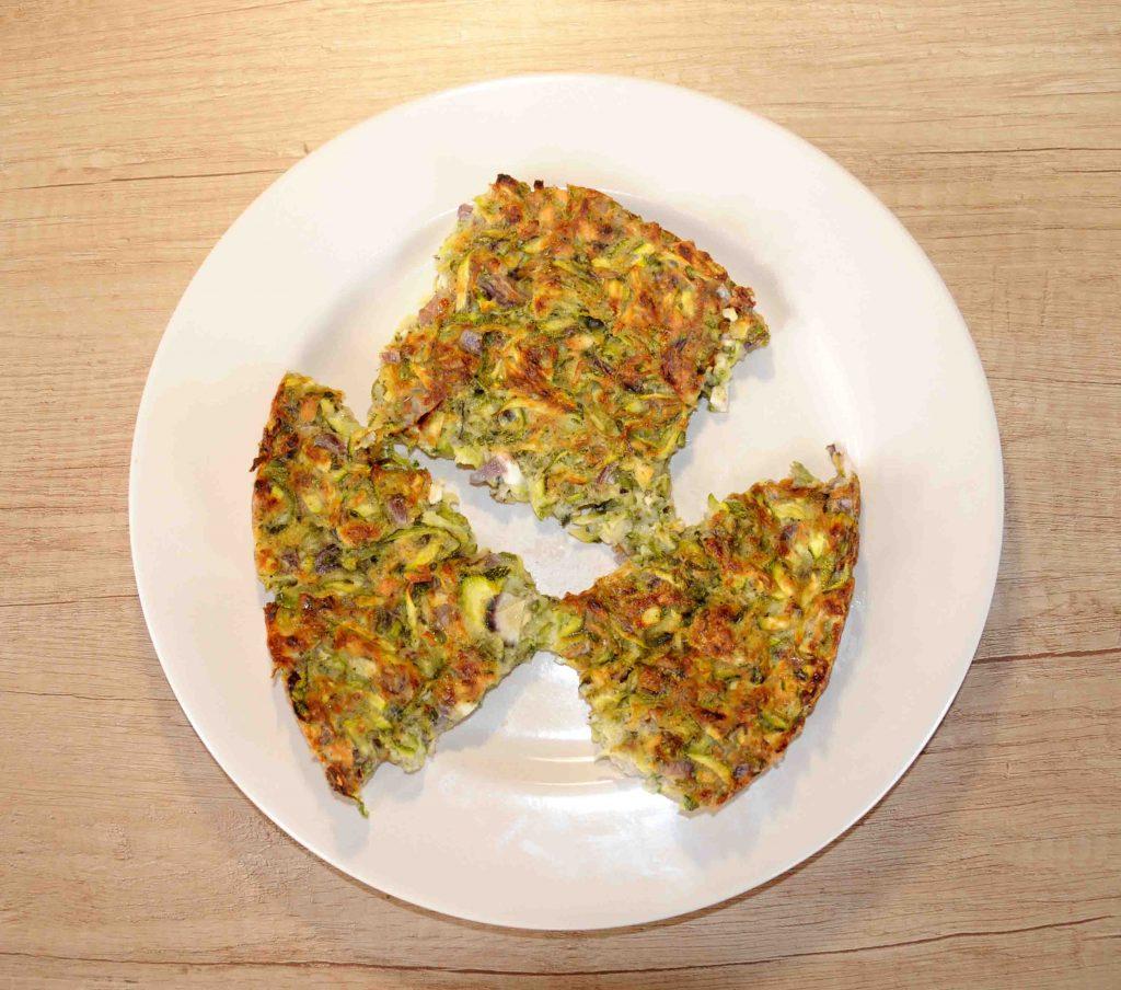 Εύκολη κολοκυθόπιτα χωρίς φύλλο - Easy pumpkin pie without leaf
