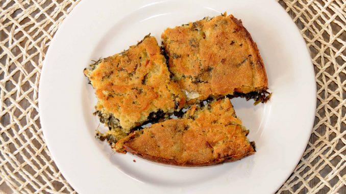 Ηπειρώτικη πίτα – Πλαστός - Epirus Pie