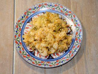 Λαχανόρυζο - Cabbage with Rice