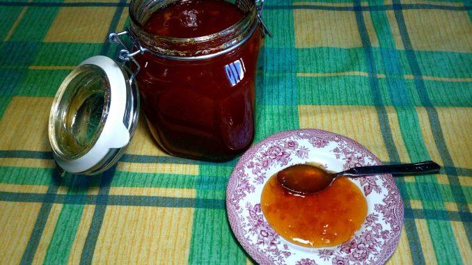 Μαρμελάδα βερίκοκο - Apricot Jam