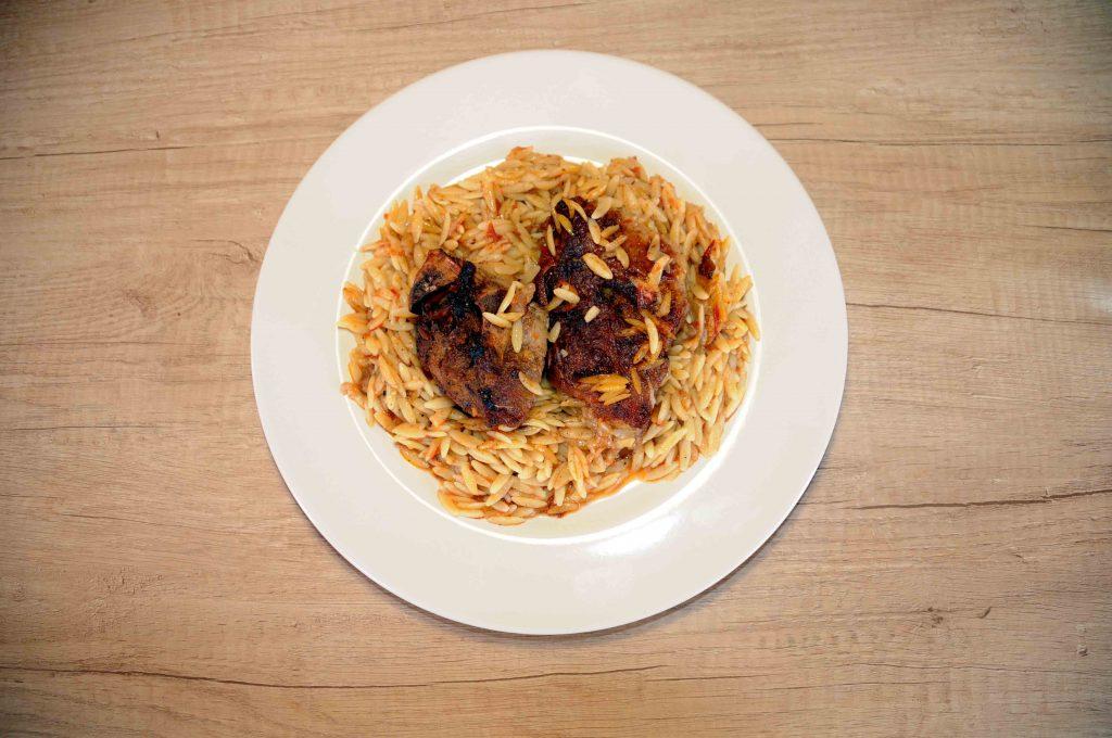 Μοσχαράκι γιουβέτσι - Beef with Pasta