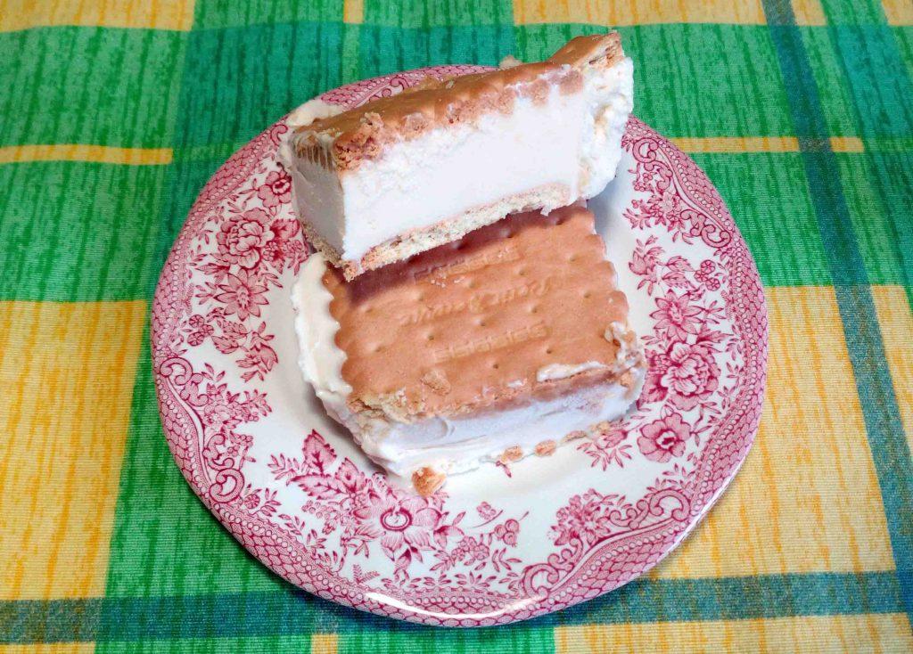 Παγωτό σάντουιτς - Sandwich Ice Cream