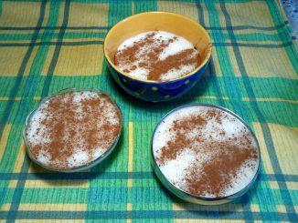 Ρυζόγαλο - Rice with Milk