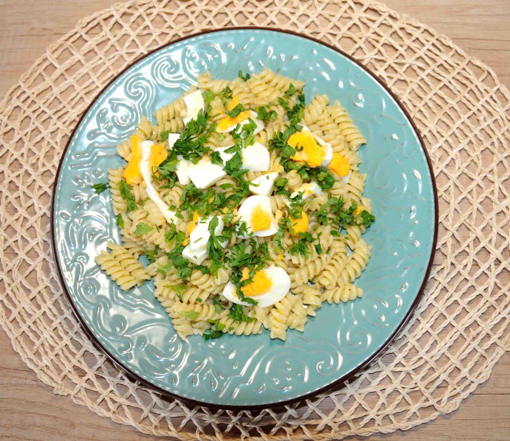 Σαλάτα με βίδες - Salad with Screws
