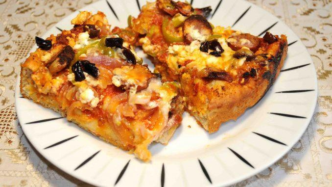 Πίτσα - Pizza
