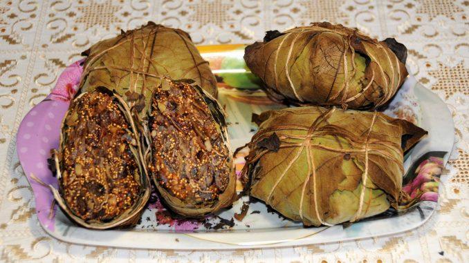 Συκομαίδες - fig sweet