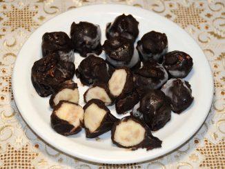 Γλυκό Μπανάνα με Σοκολάτα - Sweet Chocolate with Banana