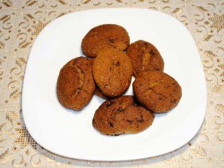 Κουλουράκια με σοκολάτα - Cookies with Chocolate