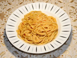 Μακαρόνια μπλούμ - Spaghetti Blum