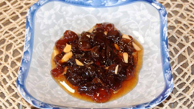 Γλυκό κουταλιού σταφύλι ροζακί - Sweet Grape vinifera Preserve