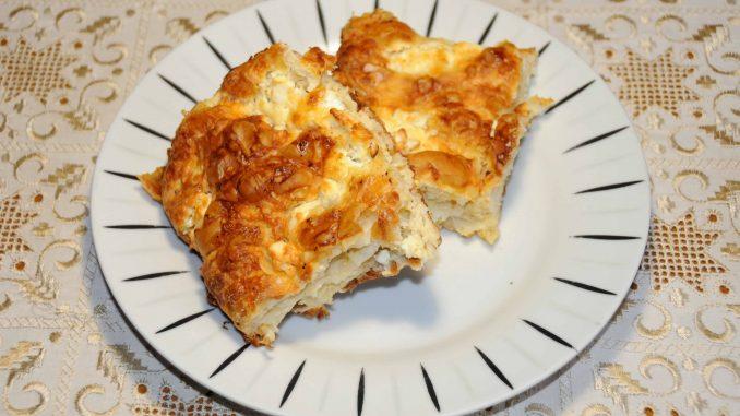 Τυρόπιτα - Cheese pie