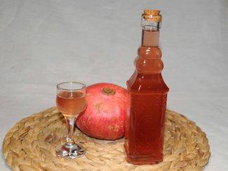 Λικέρ Ρόδι - Liqueur Pomegranate