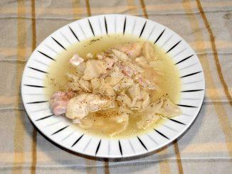 Πατσάς αρνίσιος - Patsas Lamb