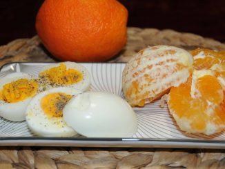 Πρωϊνό με βραστά αυγά - Breakfast with Boiled Eggs