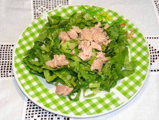 Σαλάτα με τόνο - Salad with Tuna