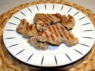 Χοιρινό ψητό - Roast Pork