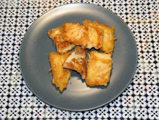 Μπακαλιάρος Τηγανητός - Fried Cod