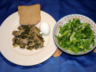 Μαγειρίτσα για την μεγάη ευδομάδα