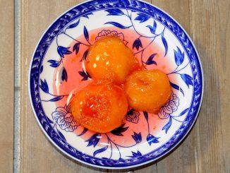 Γλυκο νεκταρίνια - Sweet Nectarines Preserve