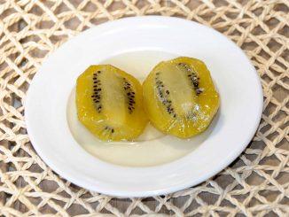 Γλυκό κουταλιού ακτινίδιο - Sweet kiwi Preserve