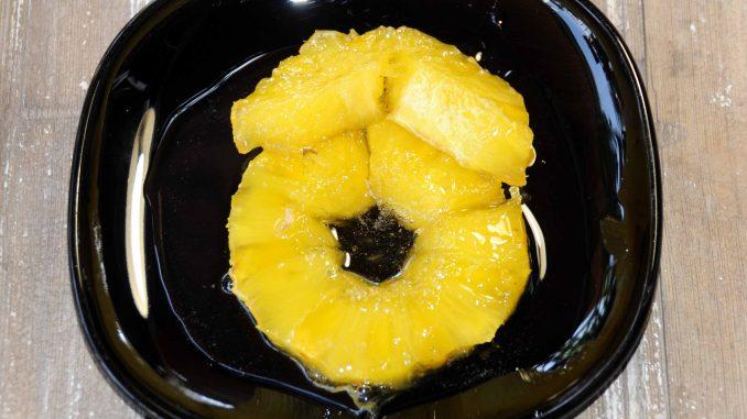 Γλυκό κουταλιού ανανάς - Sweet pineapple Preserve
