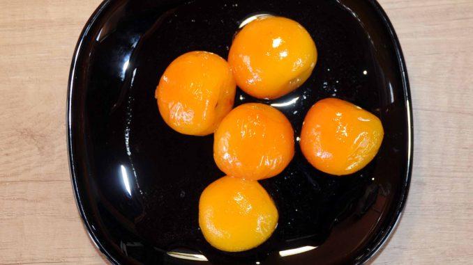 Γλυκό κουταλιού βερίκοκο - Sweet Apricot Preserve