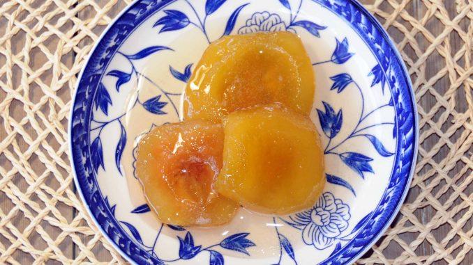 Γλυκό κουταλιού μήλο - Sweet Apple Preserve