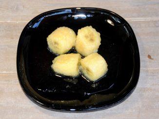 Γλυκό κουταλιού μπανάνα - Sweet Banana Preserve