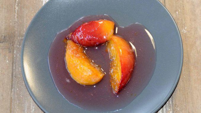 Γλυκό κουταλιού ροδάκινο - Sweet Peach Preserve