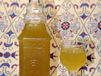 Λικέρ ακτινίδιο - Kiwi Liquor