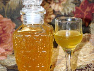 Λικέρ απο φλούδα πορτοκαλιού - Orange Peel Liquor