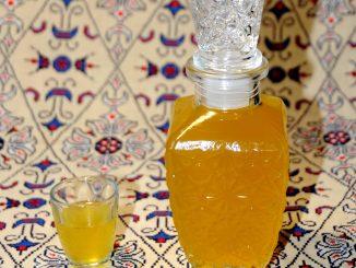 Λικέρ μανταρίνι - Liqueur Tangerine