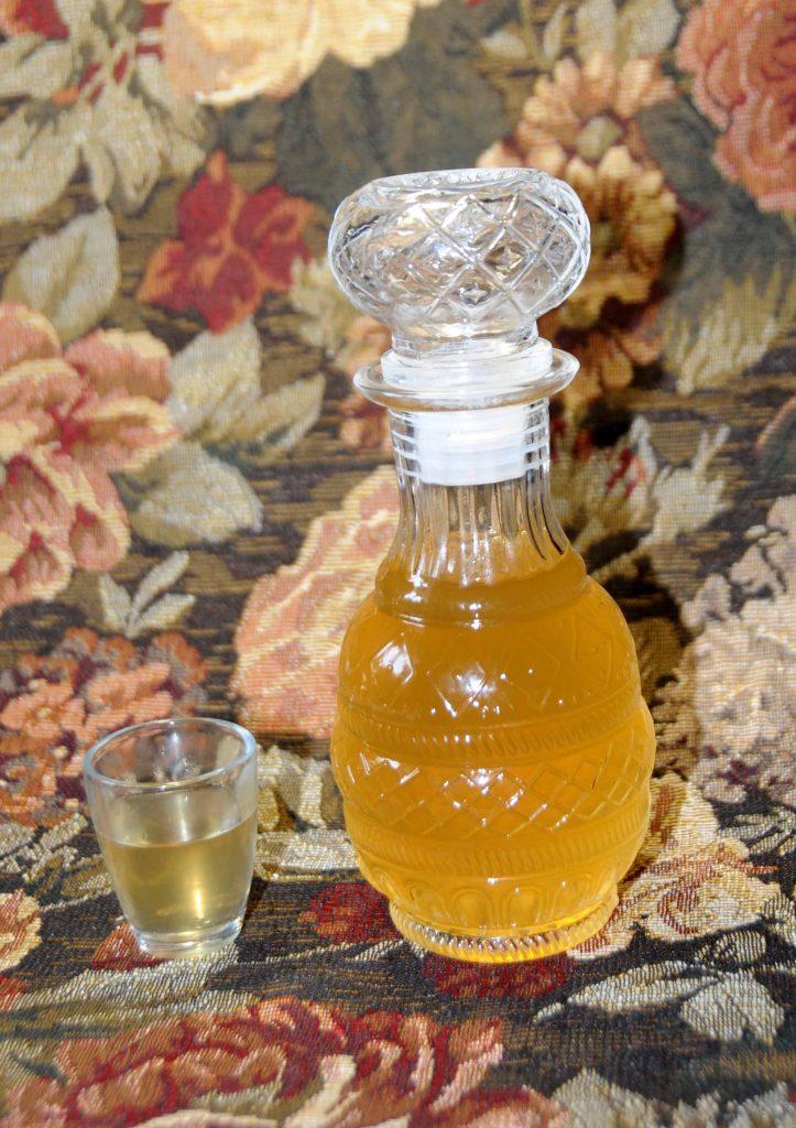 Λικέρ περγαμόντο - Bergamot Liquor