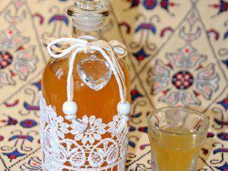 Λικέρ πορτοκάλι Σαγκουίνι - Red Orange Liqueur