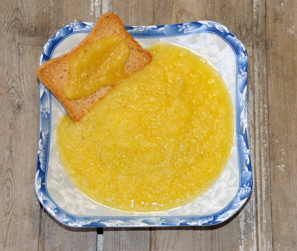 Μαρμελάδα Ανανάς - Pineapple jam