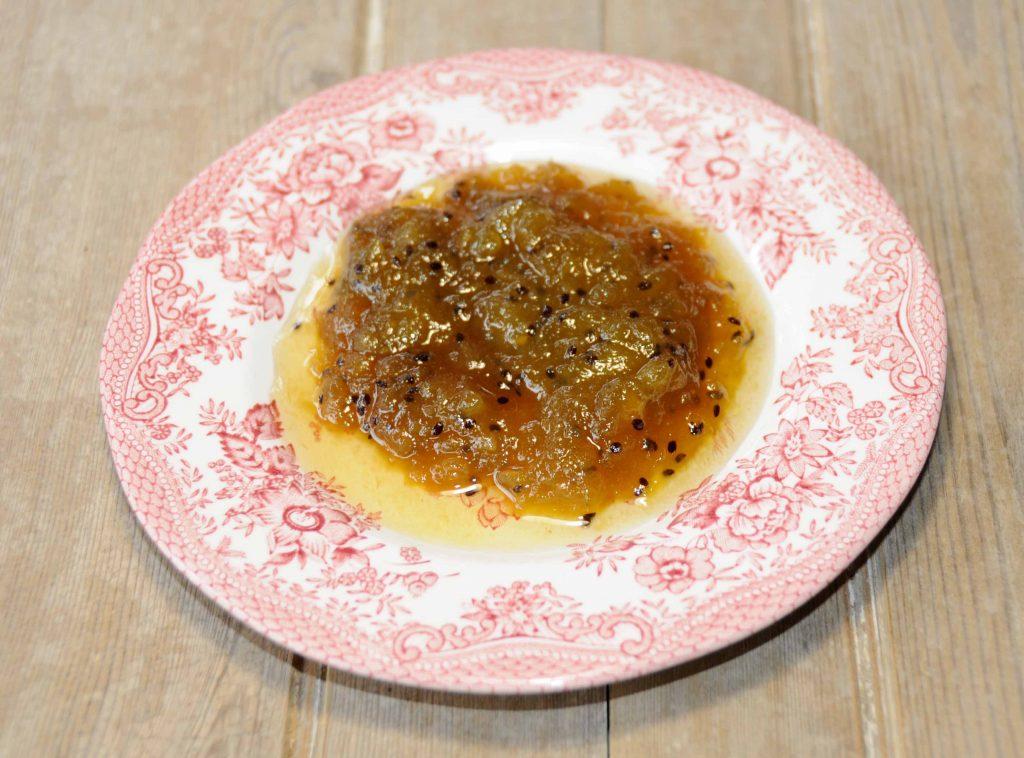 Μαρμελάδα ακτινίδιο - Kiwi jam