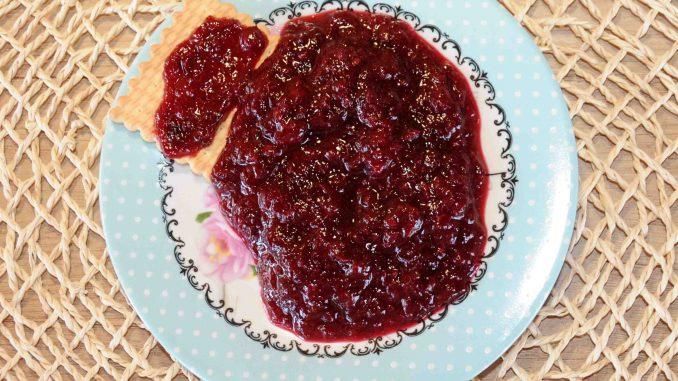 Μαρμελάδα κεράσι - Cherry Jam